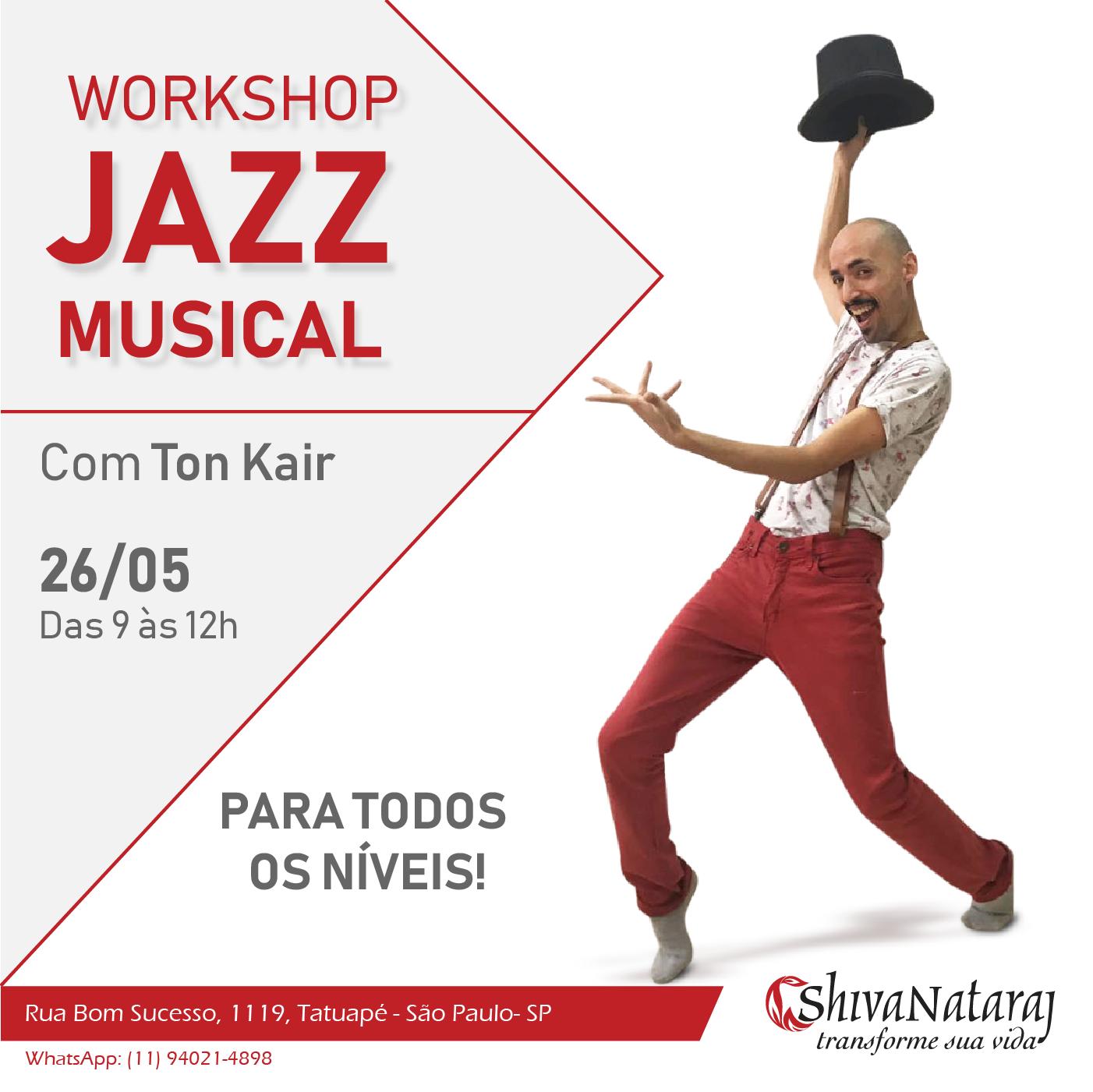 workshop jazz musical
